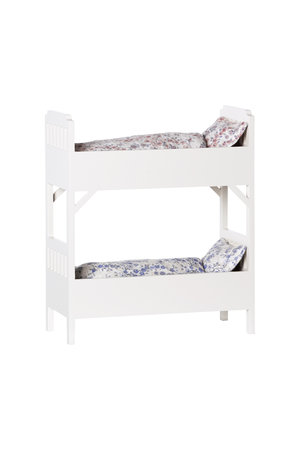 Maileg Small bunk bed - off white