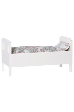Maileg Small bed - off white