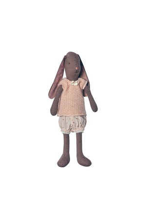 Maileg Mini bunny brown - girl
