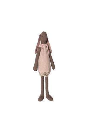Maileg Medium  bunny brown - girl