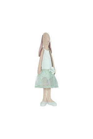 Maileg Mega bunny ballerina - mint