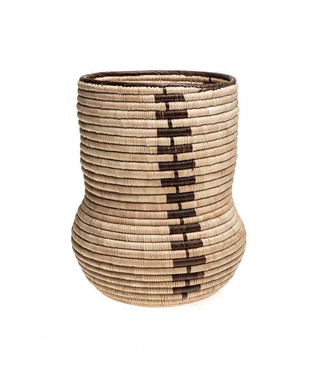 Ndebele 'butternut' basket