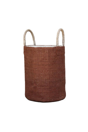 The Dharma Door Basket 'Boda' - earth