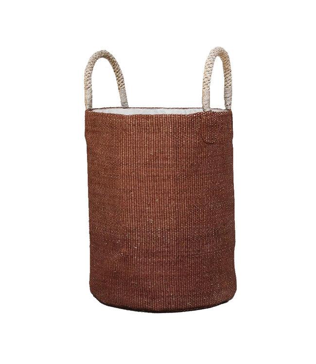 The Dharma Door Basket 'Boda' - earth