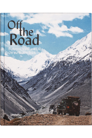Off the road, explorers, vans, and life off the beaten track