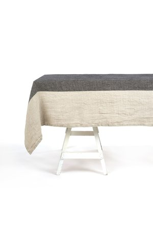 Libeco Thompson tablecloth - herringbone