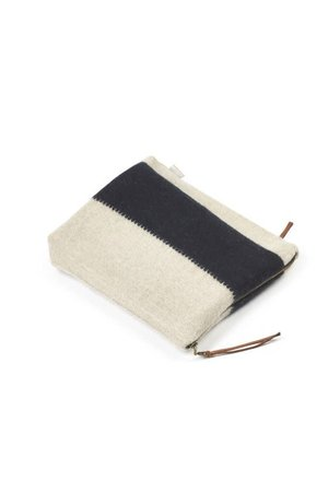 Libeco Foundry etui - black stripe
