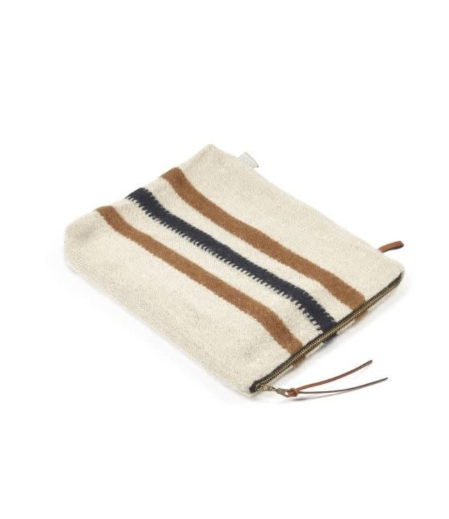 Libeco Foundry carryall - multi stripe