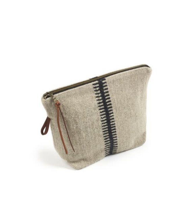 Libeco Marshall pouch - small stripe