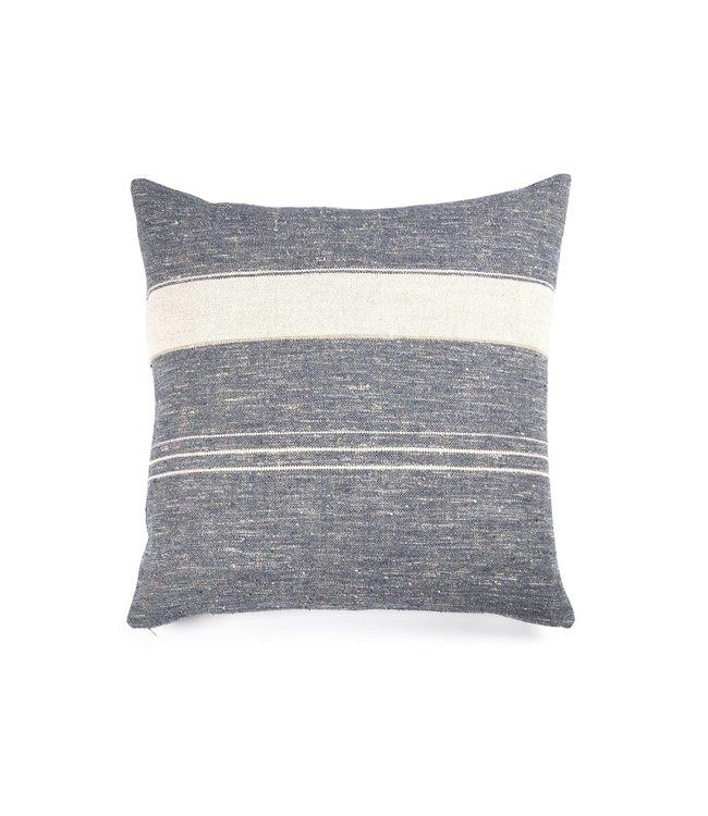 Libeco North sea stripe deco  cushion