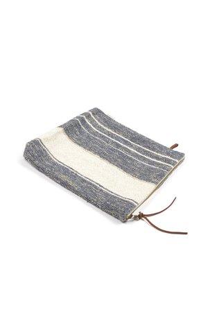Libeco North sea stripe etui - stripe