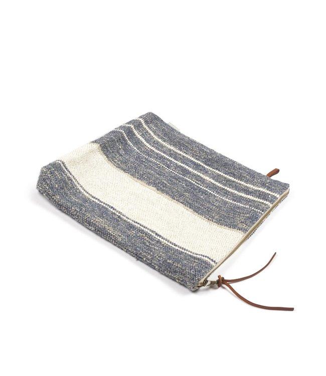 Libeco North sea stripe carryall - stripe