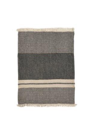 Libeco The Belgian towel - small fouta - tack stripe