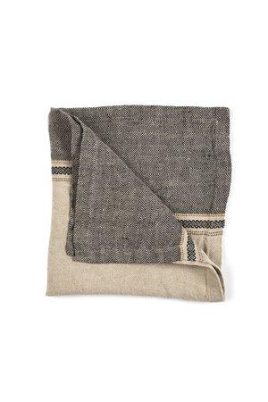 Libeco Thompson servet - camel stripe