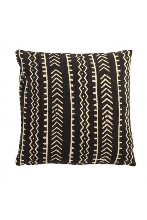 Bogolan cushion  - Graphics - Mali