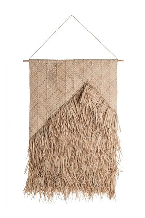 The Dharma Door Woven wall hanging 'Amua'