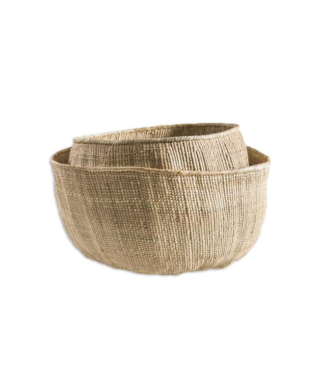 Palm Basket Zimbabwe bio shape