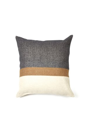 Libeco Nash deco cushion