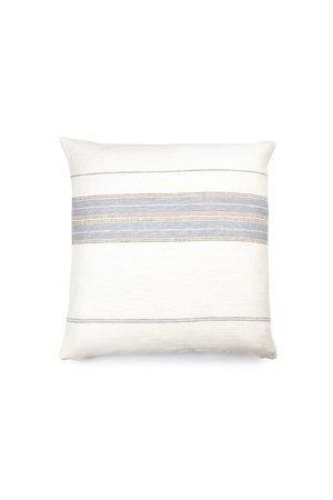 Libeco Propriano deco  cushion - multi stripe
