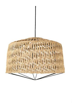 Hanglamp zeegras  'Nour'