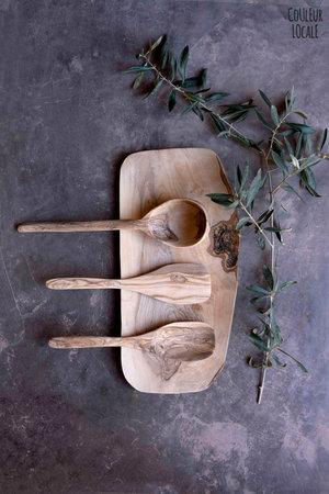 Ladle olive wood