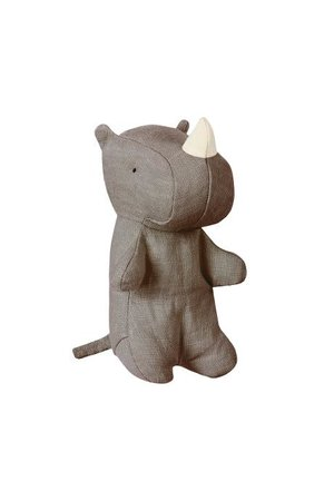 Maileg Noah's friends  rhino mini