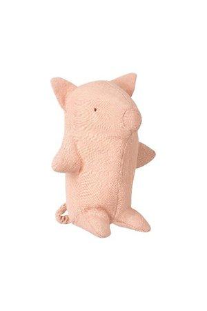 Maileg Noah's friends hippo pig mini
