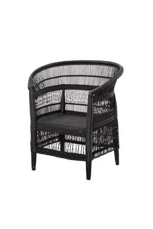 Malawi chair - black