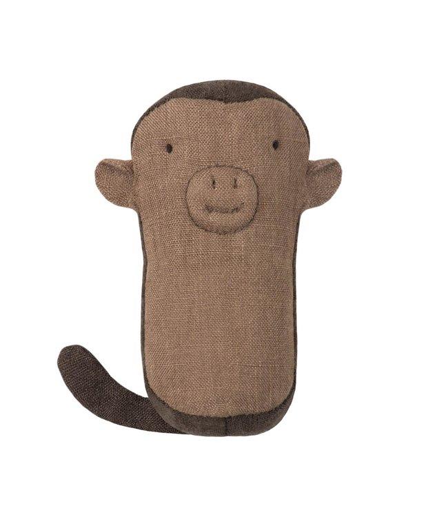 Noah's friends monkey rattle