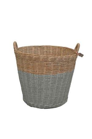 Numero 74 Basket large - silver grey