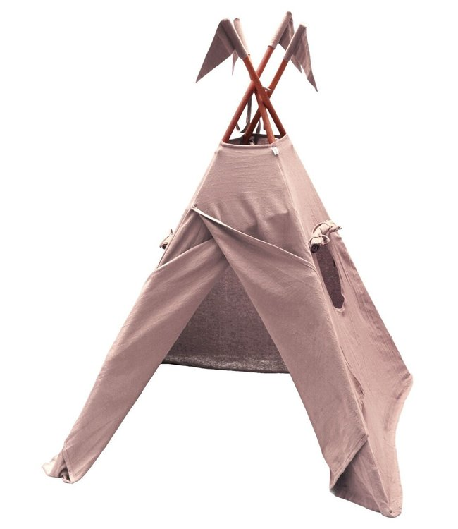 Tipi - dusty pink
