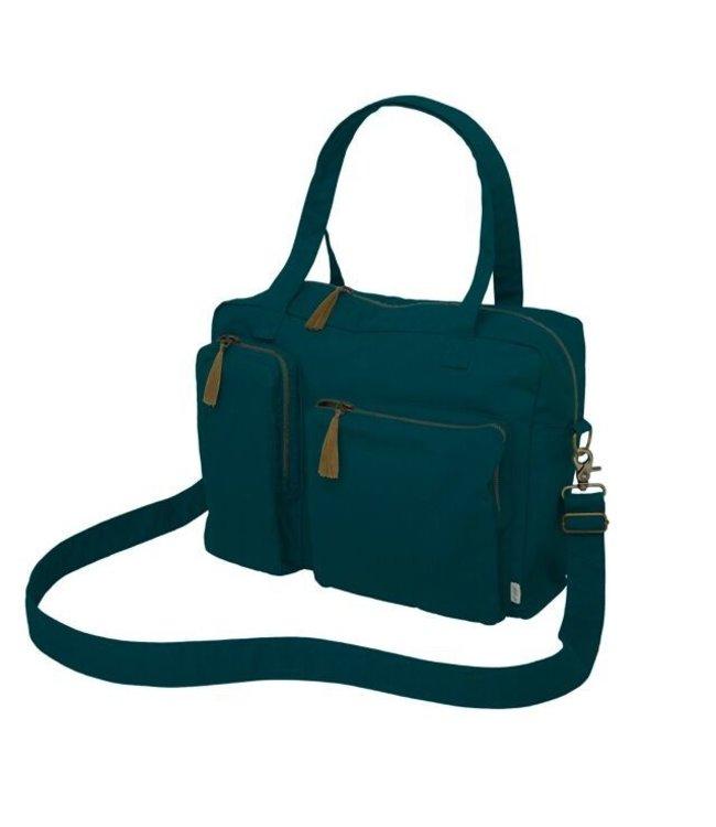 Numero 74 Multi bag - teal blue