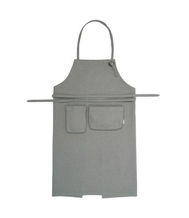 Kinderschort - silver grey