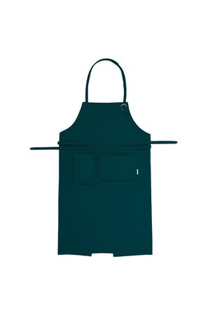 Numero 74 Apron kid - teal blue