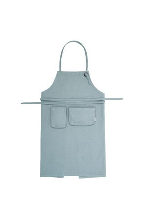 Numero 74 Apron kid - sweet blue
