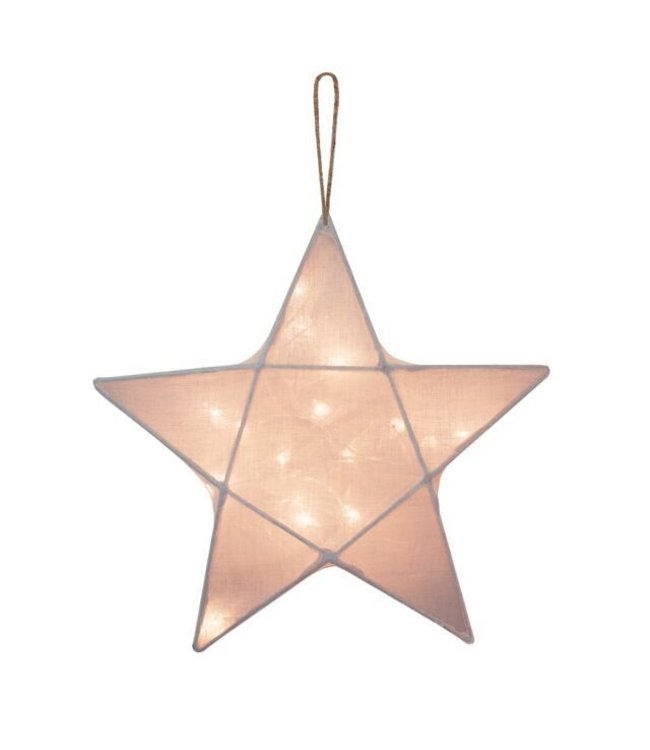 Star lantern medium - powder