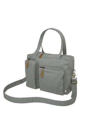 Numero 74 Multi bag - silver grey