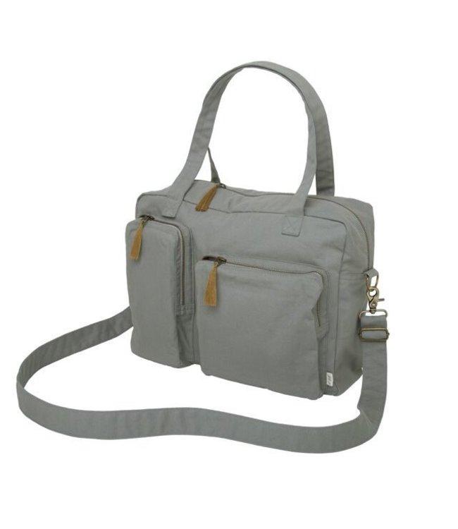 Numero 74 Multi bag - silver grey