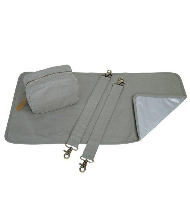Multi bag  baby kit - silver grey