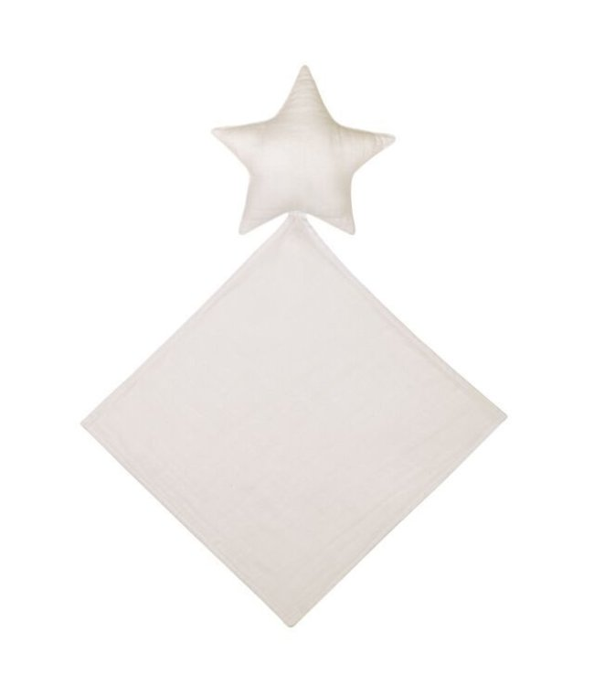 Lovey star doudou - natural