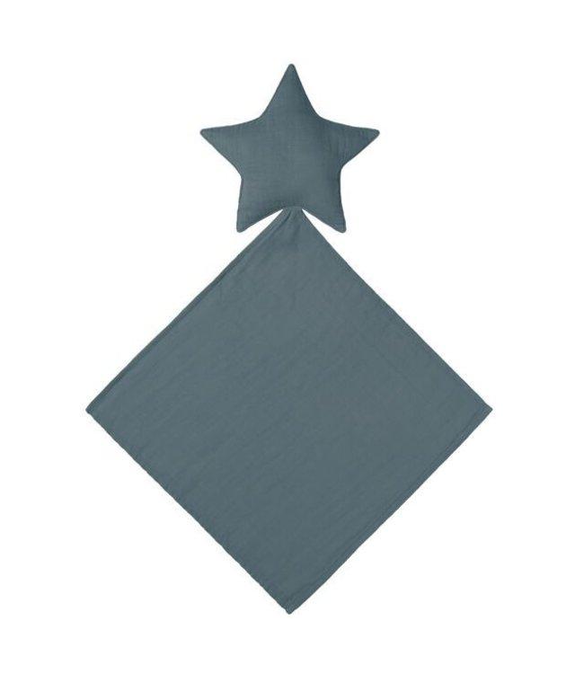 Numero 74 Lovey star doudou - ice blue