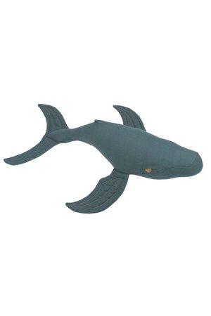 Numero 74 Moby walvis kussen