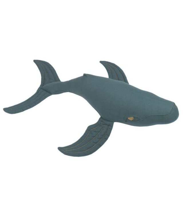 Numero 74 Moby whale cushion