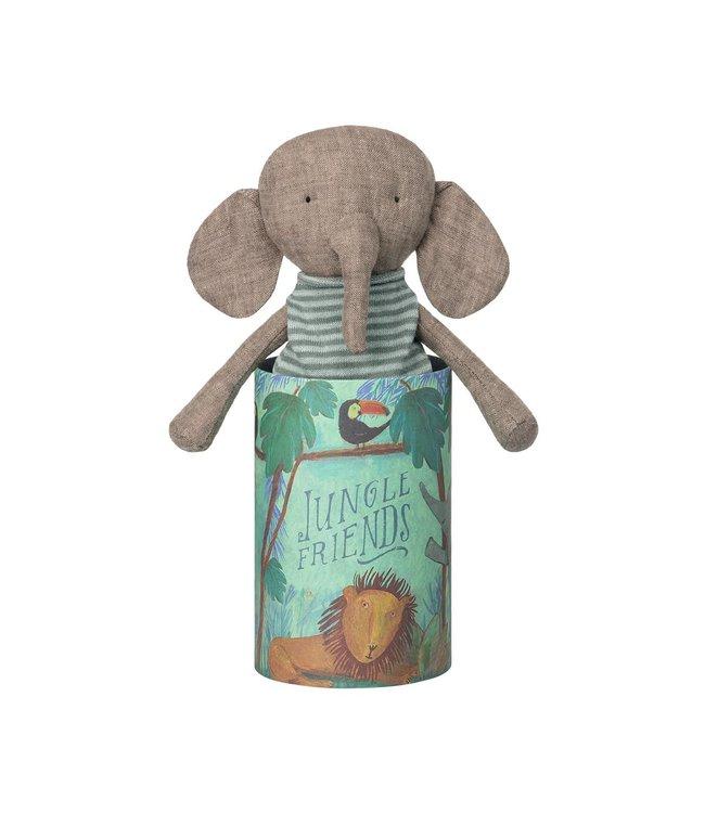 Jungle Friends  elephant