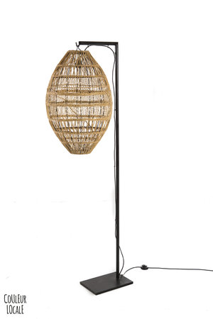 Rock The Kasbah Standing light seagrass 'Egg'