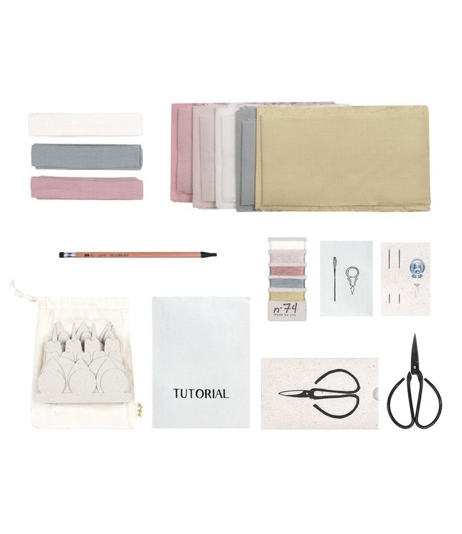 Numero 74 Flower kit - whisper