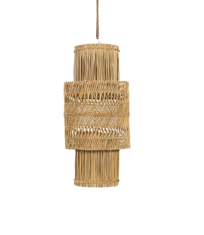 Suspension lamp Seagrass 'Candil'