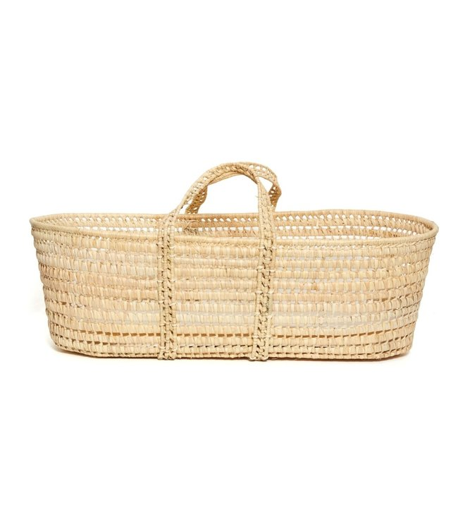 Moses basket with mattrass
