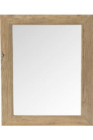 Mirror elm wood - 60 x 60cm