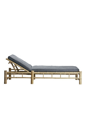 Tine K Home Bamboo sunbed with phantom mattress